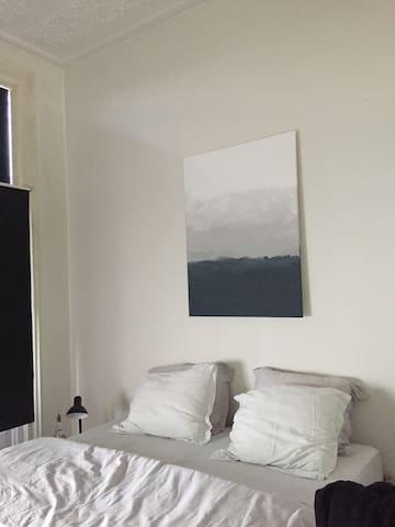 Ruim appartement in het centrum van Leeuwarden