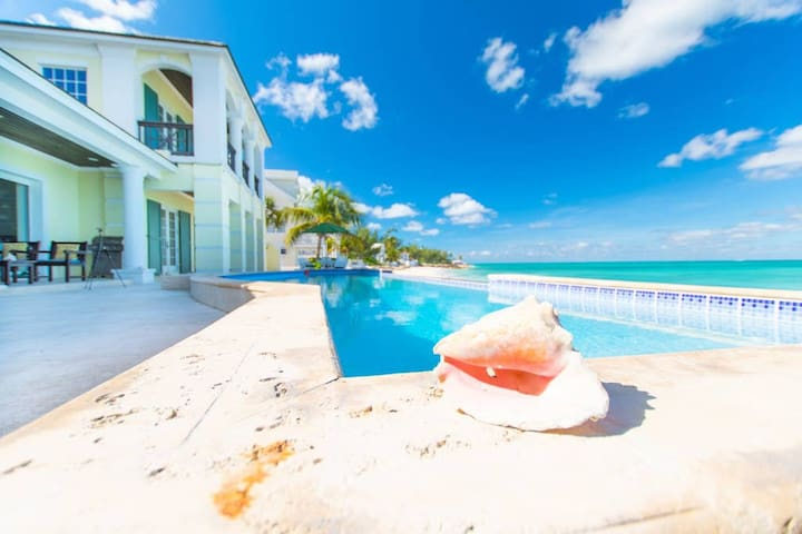 La Mouette - Luxury Beach Front + Infinity Pool