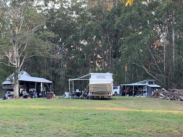 Yarralen Retreat private best ever campground