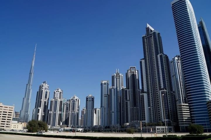 Spacious and Centrally located Apartment in Dubai