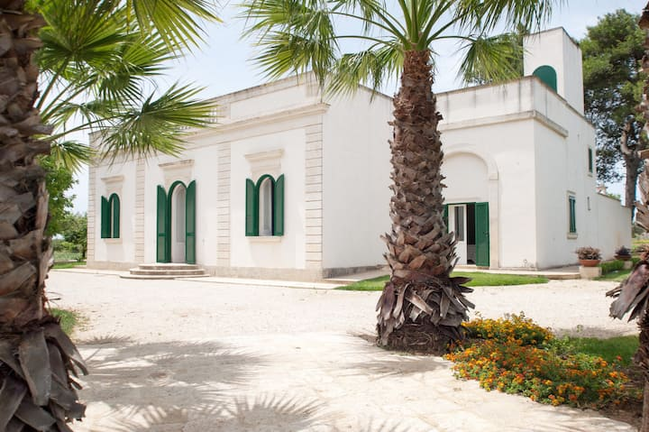 "Villa Galluccio - ""La Casinetta"""