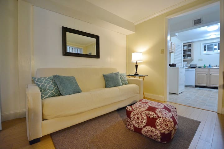 Private and Relaxing In-Law Suite - Alexandria - Flat
