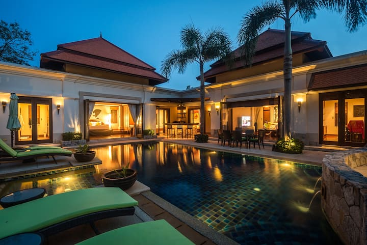 Villa 9 at Sai Taan Villas