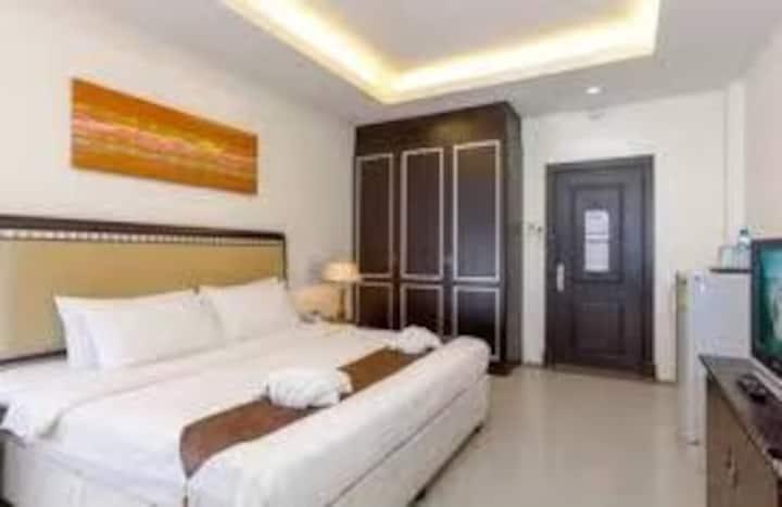 Room for rent 5 min walk to walking street pattaya
