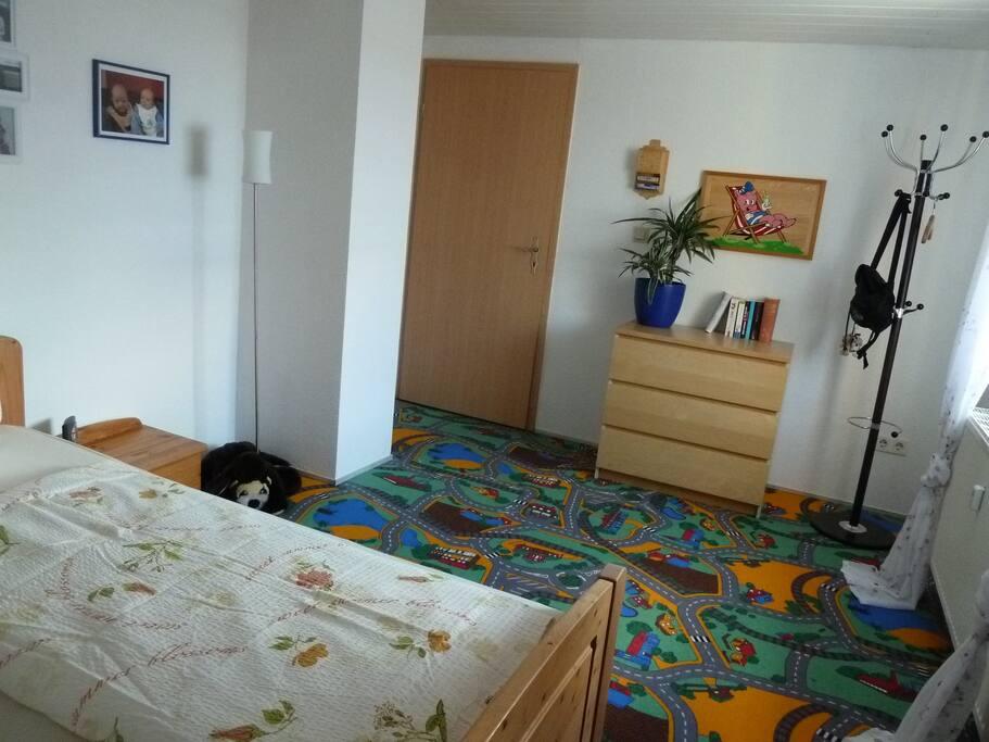 - ihr Zimmer - your room