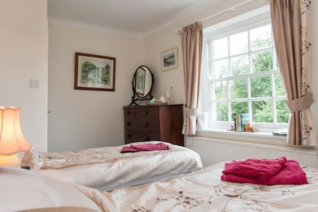 Lovely farm stay B&B - twin/double - Saint Mabyn - Bed & Breakfast