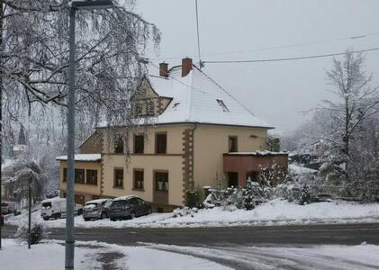 Helle,freundliche,gemütliche Dachgeschosswohnung