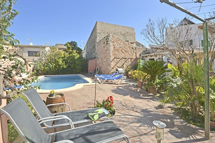 CAn REdO. Casa de Pueblo - Binissalem-Mallorca DO - 別荘