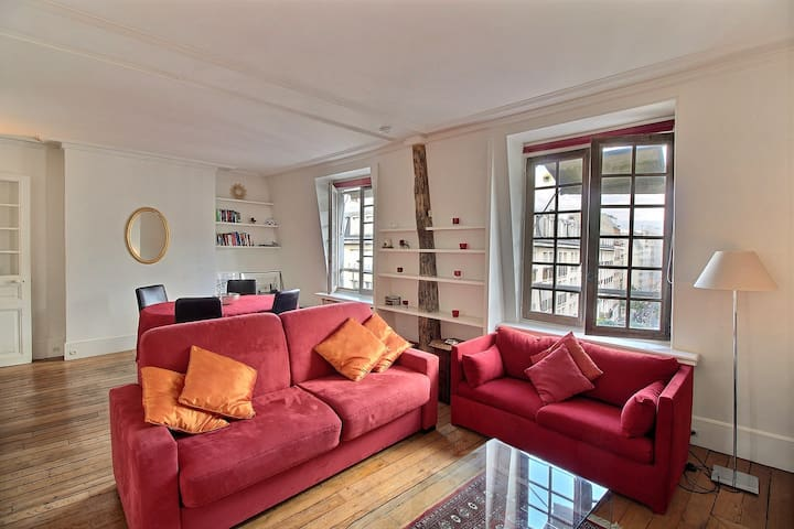 104318 - 1 bedroom apartment - Marais Saint-Paul