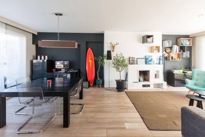 ★ Superb apartment - located close to Atomium ★