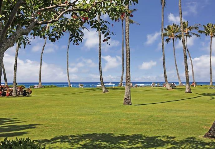 Kiahuna - 1 Bdrm Ground Fl. - Wonderful Ocean View