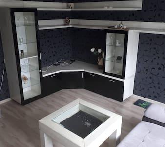 Cozy apartment in Virsuliskes