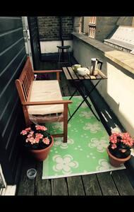 Bright studio flat in Camden Town. - Londres - Pis