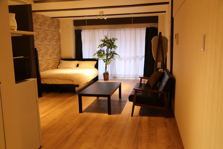 18☆Roppongi・Akasaka Area/English,中文,한글OK/SALE - Minato-ku - Apartamento