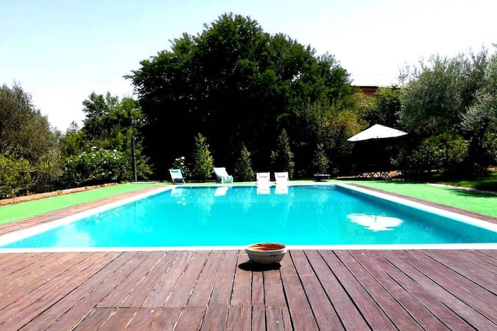 Villa with a big Pool - Altavilla Milicia - Casa