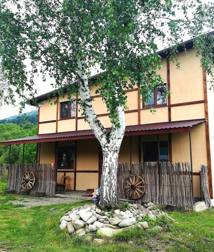 Guest House Pisnya Karpat