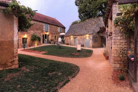 Bel Estiu, B&B - Chambre 9, Sarlat-Périgord Noir - Saint-Genies