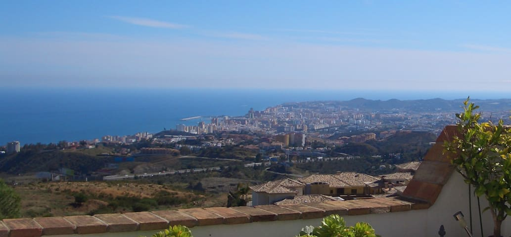 Apartment near Mijas, stunning view - Mijas - Appartement