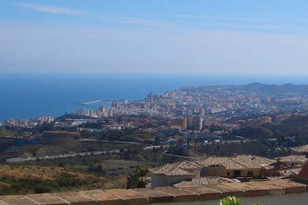 Apartment near Mijas, stunning view - Mijas