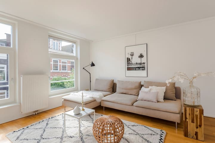 Great apartment Pijp (Heineken Experience) - Amsterdam - Huoneisto
