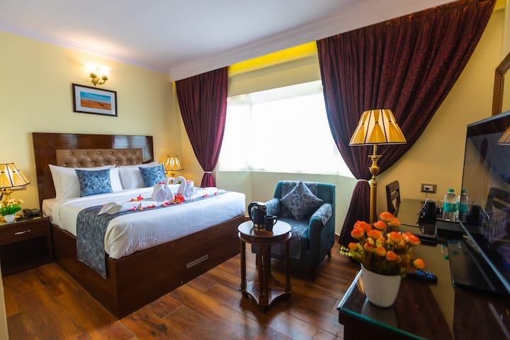 Hotel Paramos Inn Jayanagar Bangalore - Delux D2