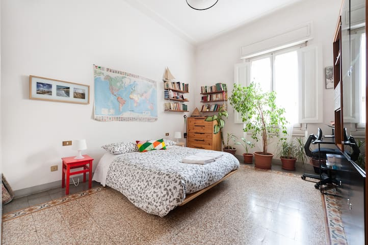 Comfortable Double near Historic Center Km 2,3
