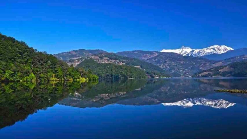 Begnas Lake, Lekhnath, Pokhara, Nepal, Homestay