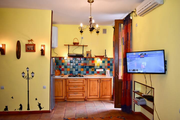 East Apartment in the Heart of The Caucasus