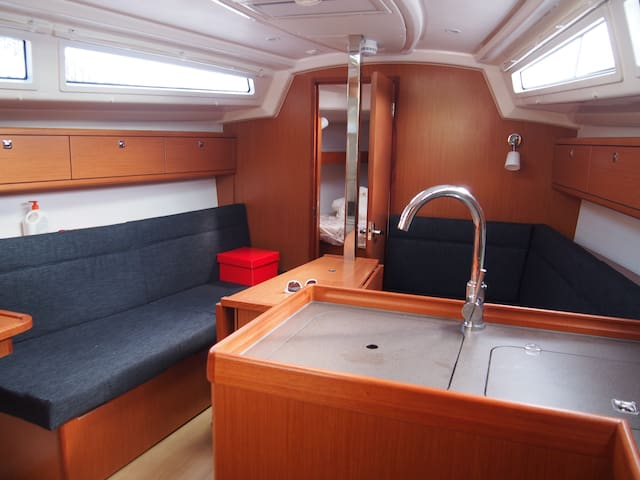 Magical Yacht Stay Sydney Harbour - Lavender Bay - Boot