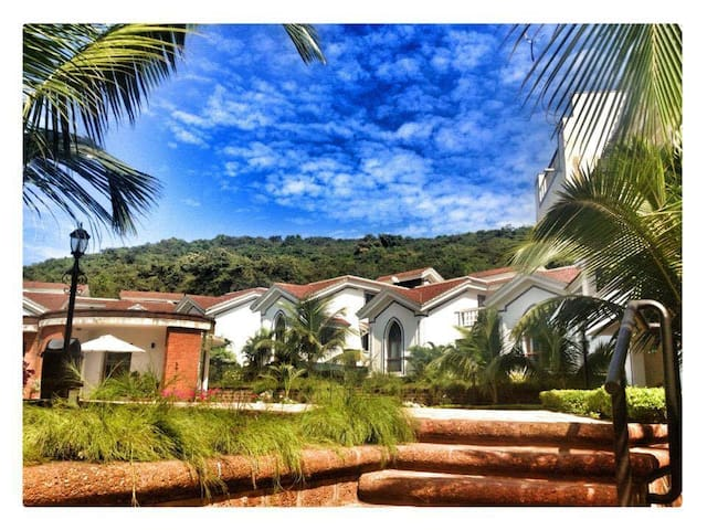 Beautiful 2BDR villa in Arpora Goa - Arpora - Villa