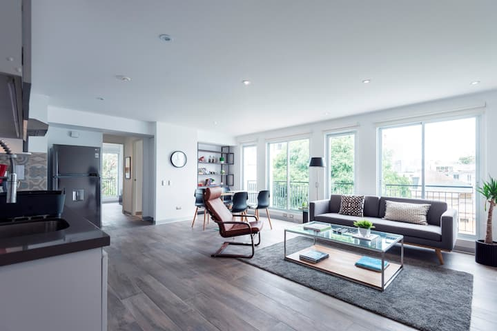 Modern Apartment 3 in Barranco