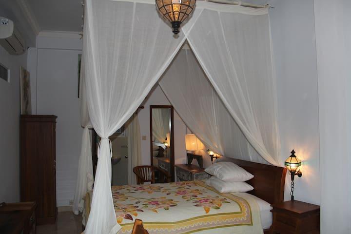 Ogek home stay deluxe room
