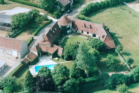 Maison de famille en Brenne - Bélâbre - House