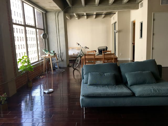 Loft in downtown LA - Los Angeles - Appartamento