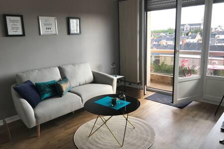 appartement avec balcon et vue