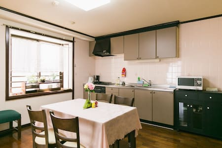 Roomy apartment near city centre - Naha - Leilighet