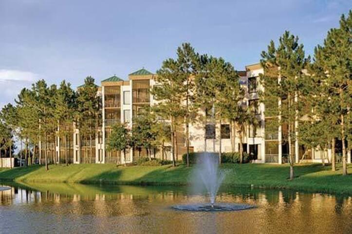 Marriott's Royal Palms Resort. 2BDR