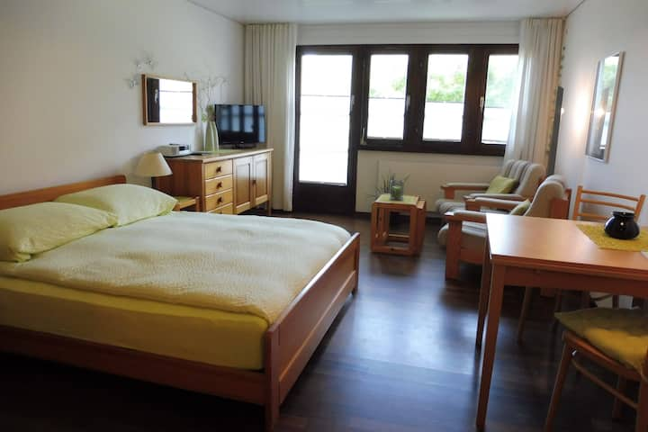 Feriensiedlung Aragon-Ernen-Wallis, Wohnung V149