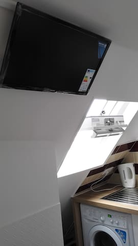 小工作室在马瑞 - Parijs - Appartement