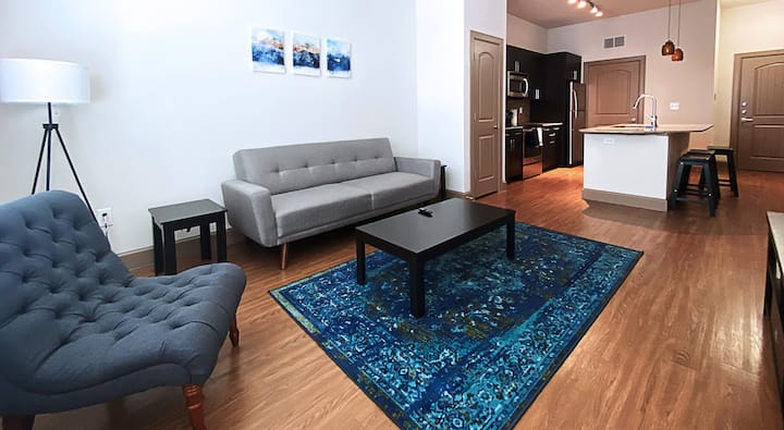 Texas Corporate Housing Solutions Professional Apt