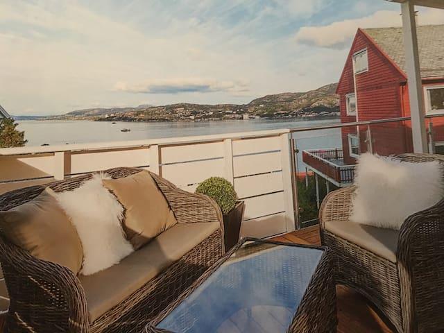 Cozy room near Bergen city centre - Laksevåg - Apartment