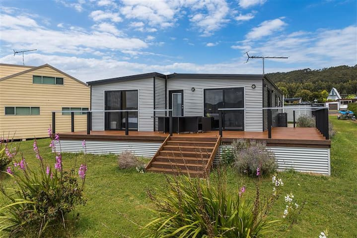 Carnarvon Bay Beach House - Port Arthur - Hus