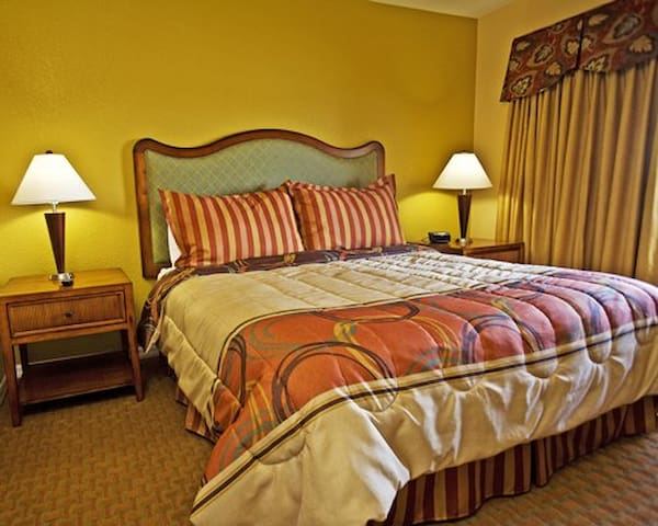 Affordable Vacation Resort 1B/4p @ DisneyWorld