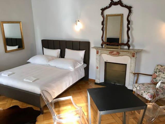 City center apartment in the heart of Locarno
