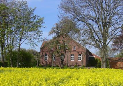 Gulfhof Klein Sande - Galerie - Hinte