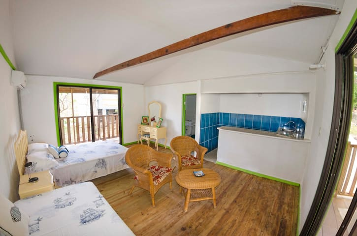 Providencia Ocean View, Bed and Breakfast - Isla de Providencia - Bed & Breakfast