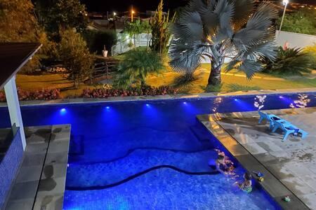 Casa ampla para fazer turismo pelo sul de Minas