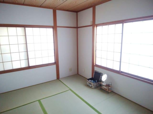 【Home stay】Nagoya Kamiotai/English OK/Free Wifi