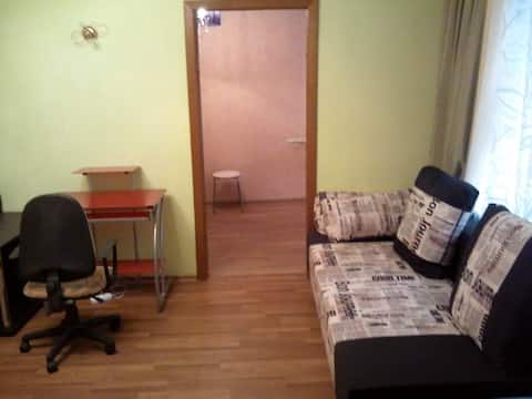 Красивая 2х комнатная квартира со всем необходимым