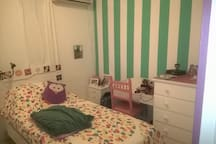 Our single bed room